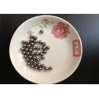 Cheap High Polished Mini Hardened Steel Balls / Stainless Steel Grinding Balls for sale