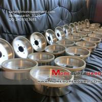 Cheap Hot sell! Vitrified bond diamond grinding wheel for tungsten carbide for sale