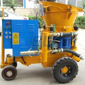China 3m3/h Dry Mix Concrete Gunite Shotcrete Concrete Machine For For Swimming Pool on sale