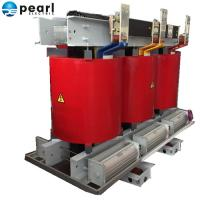 China 11 KV - 3150kVA Dry Type Transformer Low Noise Dry Type Cast Resin Transformer on sale