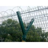 Pvc Coated Airport Security Fence