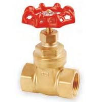 Cheap Threaded 175Psi 1/2 OS & Y Brass Gate Valve For Oil / Gas / Water for sale