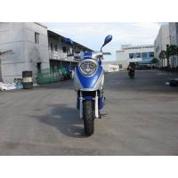 Cheap 150cc Mini Scooter With Cvt Forced Air Cooled Engine , Front Disc Rear Drum Brake for sale