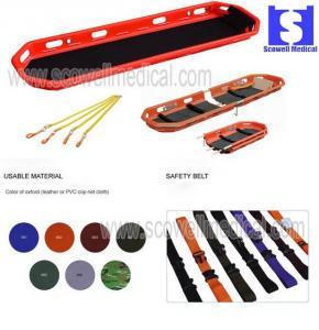 Cheap PE Plastic Basket Stretchers,Rescue Stretcher for sale