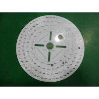 Cheap Professional Double-sided Aluminum Round LED PCB for All Kinds of LED Light for sale