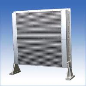 Cheap Robust Plate Fin Air Compressor Heat Exchanger , -10-220 Deg C temp for sale