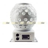 Buy cheap 3x8W Led Crystal Magic Ball Light Special Effects Lighting AC100-240V 50Hz/60Hz from wholesalers
