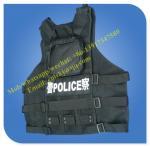 Cheap black color hot sale security bullet proof vest armor vest for sale