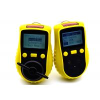 Cheap Handheld 0 - 500ppm Carbon Monoxide Single Gas Detector With LCD Display for sale