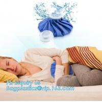China Healthcare medical reusable ice bag pack for cold therapy, Medical injury pain relief instant ice pack hot cold bags GEL on sale