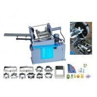 Cheap Professional Hydraulic Die Cutting Machine With Metal Mould , 220v Single Phase for sale