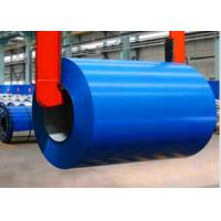 PPGI / PPGL Steel Coil Corrosion Protection For Construction Material