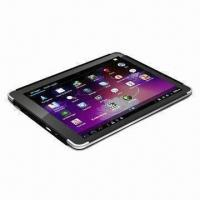 Cheap 9.7-inch Tablet PC with Google's Android 4.0 OS, Built-in 3G, GPS, Bluetooth and Dual Camera for sale
