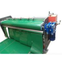 Buy cheap Pneumatic Control PVC PU Conveyor Belt Cutting Machine Slitter with different  Width from wholesalers