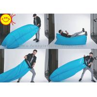 Cheap Rip Stop Holiday Inflatables Pure Durable Nylon Waterproof Fast Inflatable Sleeping Bag for sale