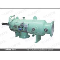 Buy cheap Stainless steel automatic self cleaning filters for viscosity liquid from wholesalers