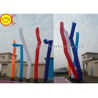 Cheap Professional Double Legs Inflatable Air Dancer Waving Sky Tube For Events for sale