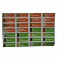 Cheap Refrigerator Magnets, Soft Magnet/Printed Paper, Packed in Polybag, Customized Designs are Accepted for sale