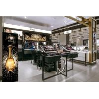 China Beauty Hotspot Boutique Customized Shop-fitting by black painting display wall cabinet and sale counters with drawers on sale
