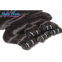 Cheap Grade 5A Body Wave Mongolian Hair Extensions No Shedding Human Hair Wefts for sale