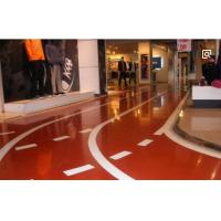 China Skid Resistant Industrial Shop Floor Paint , Epoxy Floor Seal Primer on sale