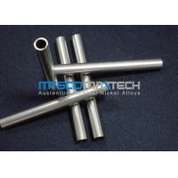 Buy cheap X5CrNi18-10 Stainless Steel Instrument Tubing For Fuild / Gas Industry from wholesalers
