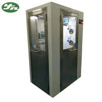 China L Turn Angle Cleanroom Air Shower Custom Veer / Size For Special Clean Space on sale