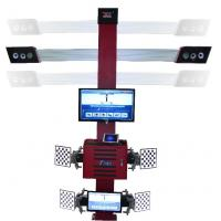 Cheap Garage Equipment Wheel Tire Alignment Machine Effectively Auto Tracking With Four Cameras for sale