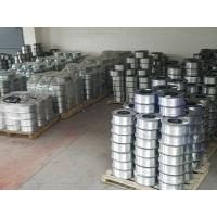 China Zinc Wire For Electro-galvanized steel sheet  2.5mm diameter Pure Zinc Wire Factory For Thermal Spraying on sale