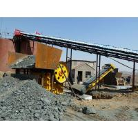 Cheap Capacity 100 tph Stone Crushing Production Line Mine Crushing Plant for sale