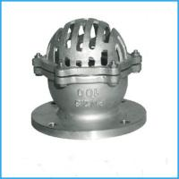 Cheap Class150 flange foot valve for sale