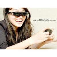 Cheap Multimedia Video Glasses,video display,monitor,ipod accessories,consumer electronics,game player for sale