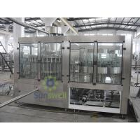 Buy cheap 3-In-1 Juice Filling Machine Full Automatic With 18000BPH Production Capacity from wholesalers