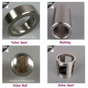 Cheap Spare Parts Chrome Cobalt Alloy 38HRC - 55HRC Hardness for sale