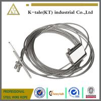 Cheap high quality Stainless steel cable wire rope for safe rope /safe cable/lock for sale