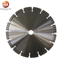 China Turbo Segments 4 Inch 9 Inch Concrete Saw Blades For Hand-held Saw on sale