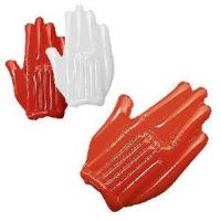 Cheap PE Inflatable Hand Stick for sale
