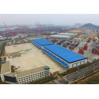 Cheap Industrial Steel Structure Logistics Warehouse Design And Construction for sale