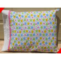 Buy cheap Silk Printed 100% Cotton Personalized Pillow Covers For Hotel from Wholesalers