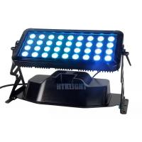 Cheap 36x8W LED Wall Washer Lights No RGB Shadows For Festival Celebration for sale