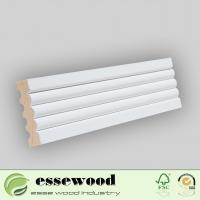 Cheap High Quality Primer MDF Wall Wood Moulding for sale