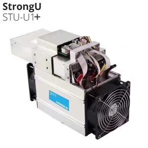 Cheap DCR miner DECRED miner Bitcoin Mining Device 12.8TH/S with PSU StrongU Miner STU-U1+ for sale