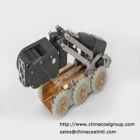 Cheap 150-600mm Remote CCTV Camera Pipe Inspection Crawler for sale