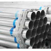 Cheap China factory price 1/2 inch-8inch thin wall galvanized steel pipe gi pipe for sale
