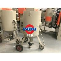 Cheap Commercial Portable Sand Blasting Machine Remove Abrasive Burrs Residue for sale