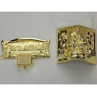 PP Recycled Funeral Casket Corner Coffin Accessories , American Style