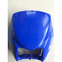 China OEM Blue Projector Motorcycle Headlight Covers , Plastic cover of head light on sale