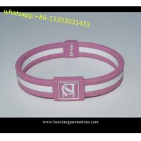 Cheap Factory supply Cheap silicoen bangles. Silicone Wristband give away for sale