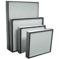 Buy cheap H13 Clean Room Filter Highly Efficient Compact Hepa Filter For Micro-chip field from wholesalers
