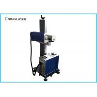China Air Cooling Flying 20w Co2 Laser Carving Machine For Easy Tear Line Marker on sale